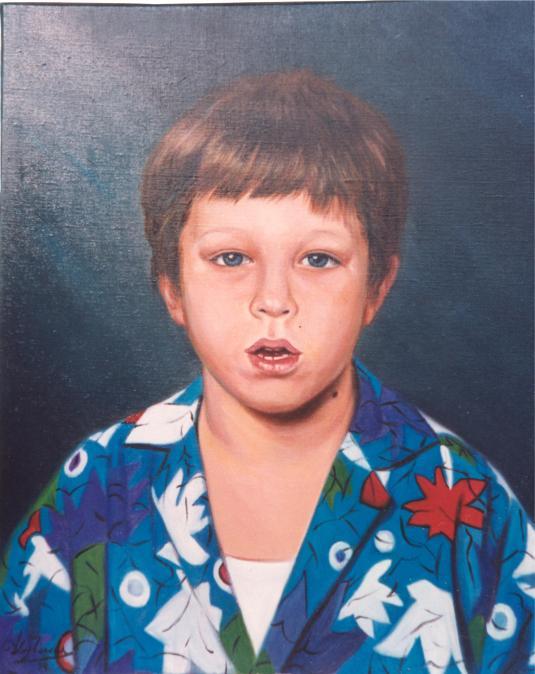 Πορτραίτο αγόρι