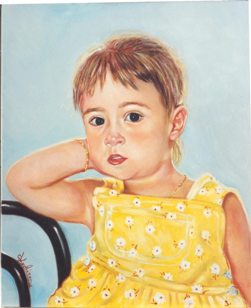 Πορτραίτο κορίτσι