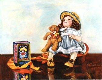 Παιχνίδια - Κούκλα