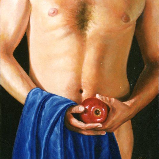 Το μήλο του Αδάμ 85x75