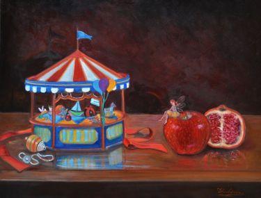 Carousel - little Fairy